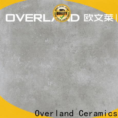 Overland ceramics cusotm trust tile for sale for Villa