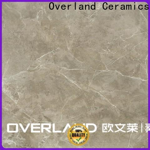 Overland ceramics yiq6016 premium porcelain tile directly price for outdoor