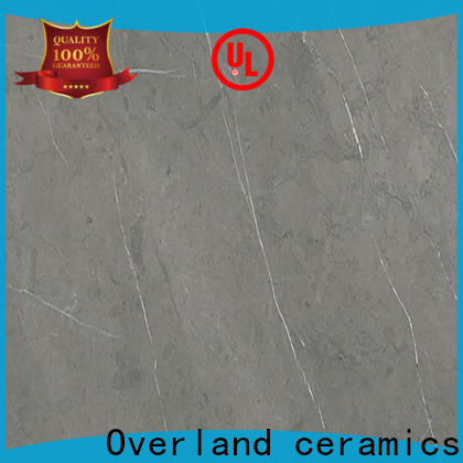 Overland ceramics qi9p6865m pink marble tile supplier for apartment