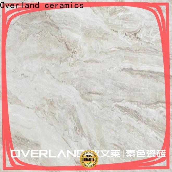 Overland ceramics ceramic carrara marble tile on sale for bathroom