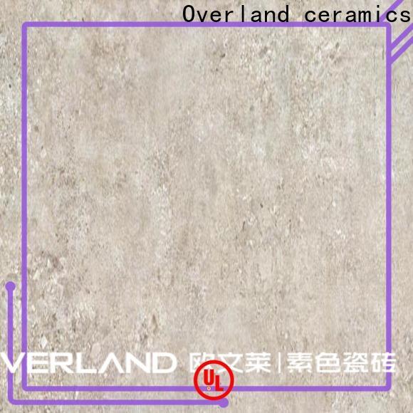 Overland ceramics max stone colour tiles design for garden