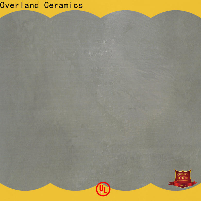 Overland ceramics cusotm metal max tile manufacturers for hotel