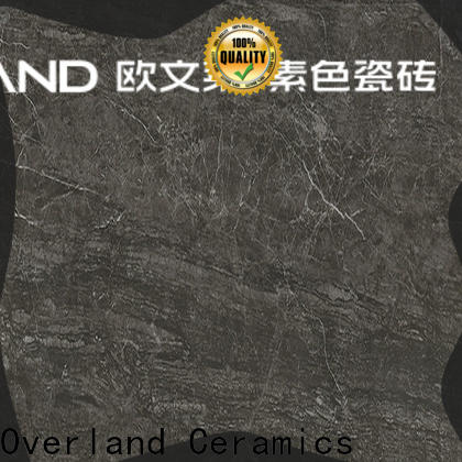 Overland ceramics decorative marble tiles factory for apartment