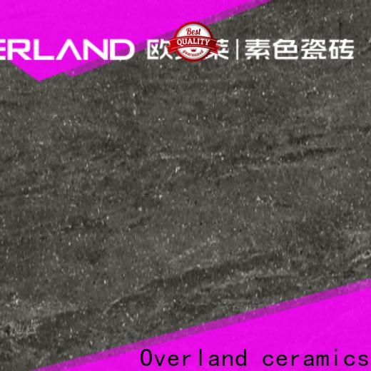 Overland ceramics wholesale stone tile bathroom floor factory for garden