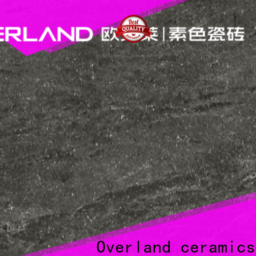 Overland ceramics wholesale stone tile bathroom floor factory for garden