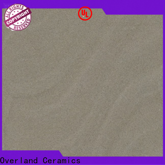 Overland ceramics wholesale porcelain mosaic tile factory for garden