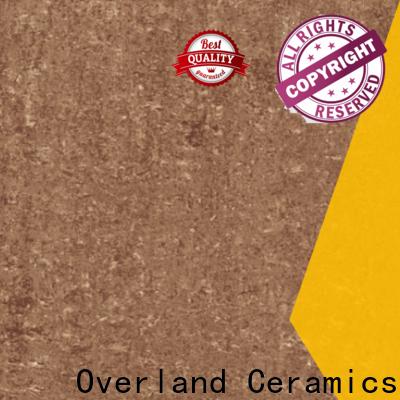 Overland ceramics cusotm grey sparkle worktop supplier for hotel