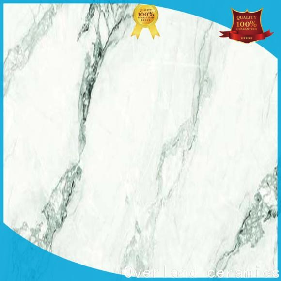 Overland ceramics best gray marble floor tile price for garden