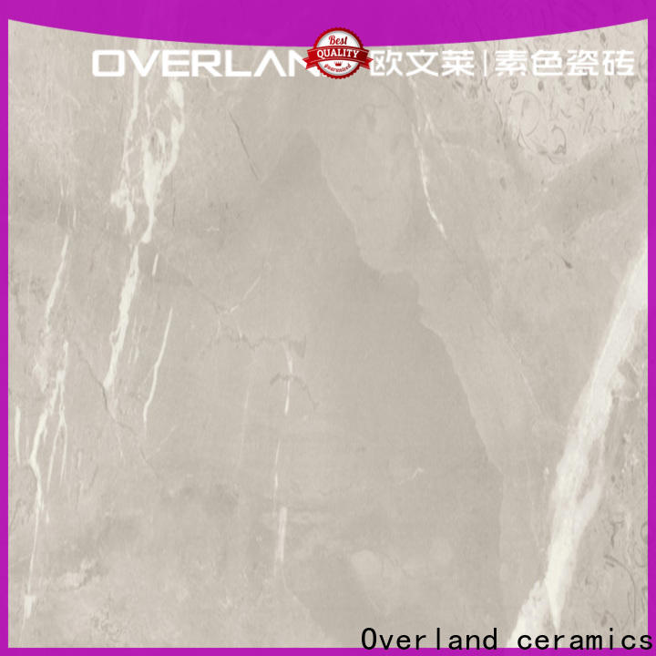 natural grey marble tile from China for garden