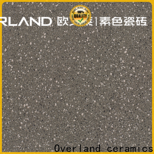 Overland ceramics wholesale unglazed porcelain tile promotion for bathroom