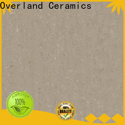 Overland ceramics cusotm stone look tiles company for garden