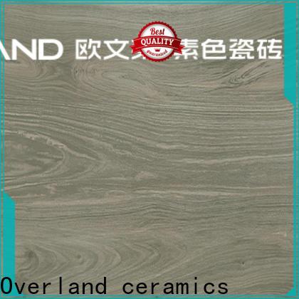Overland ceramics decorative timber look tiles design for Villa
