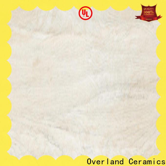 Overland ceramics wholesale wooden style floor tiles supplier for Villa