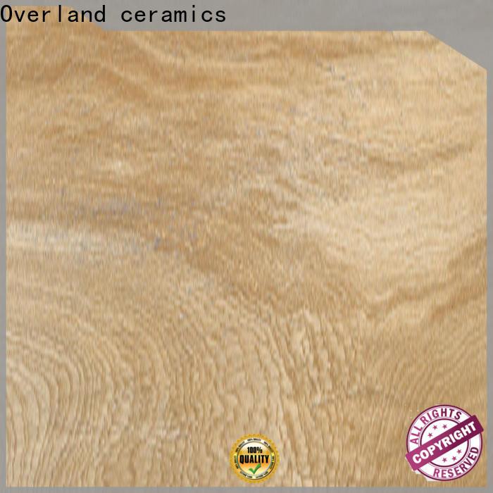 cusotm wooden floor tiles supplier for garden