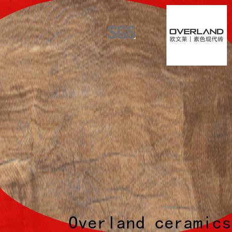 Overland ceramics wood effect ceramic floor tiles company for bedroom