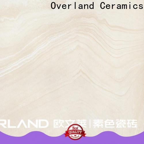 Overland ceramics sahara beige tile from China for kitchen