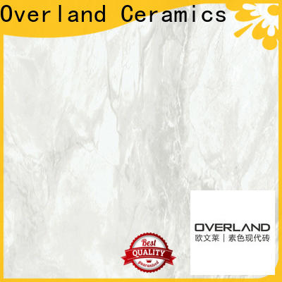 Overland ceramics tile marble bathroom wall tiles manufacturers for bedroom