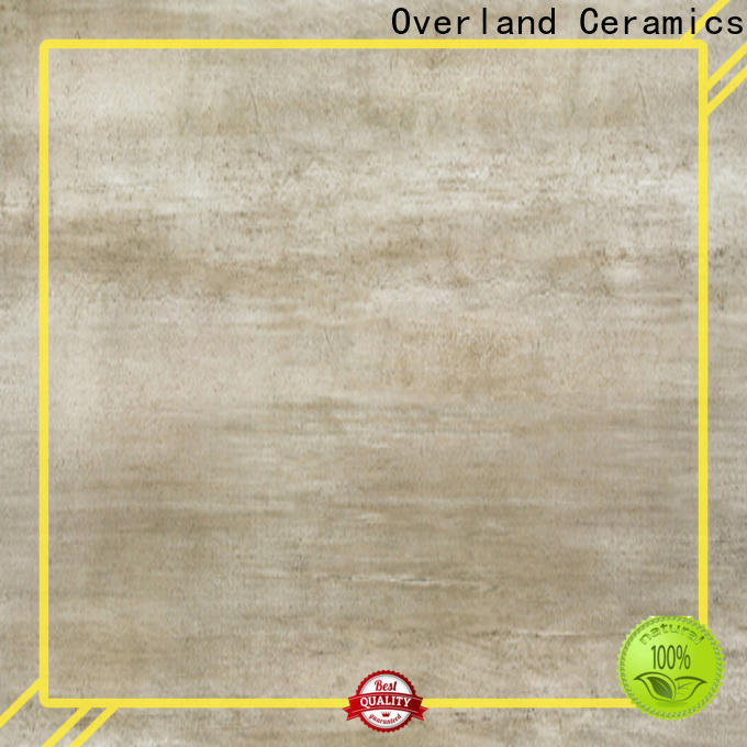 Overland ceramics decorative timber look tiles factory for bathroom