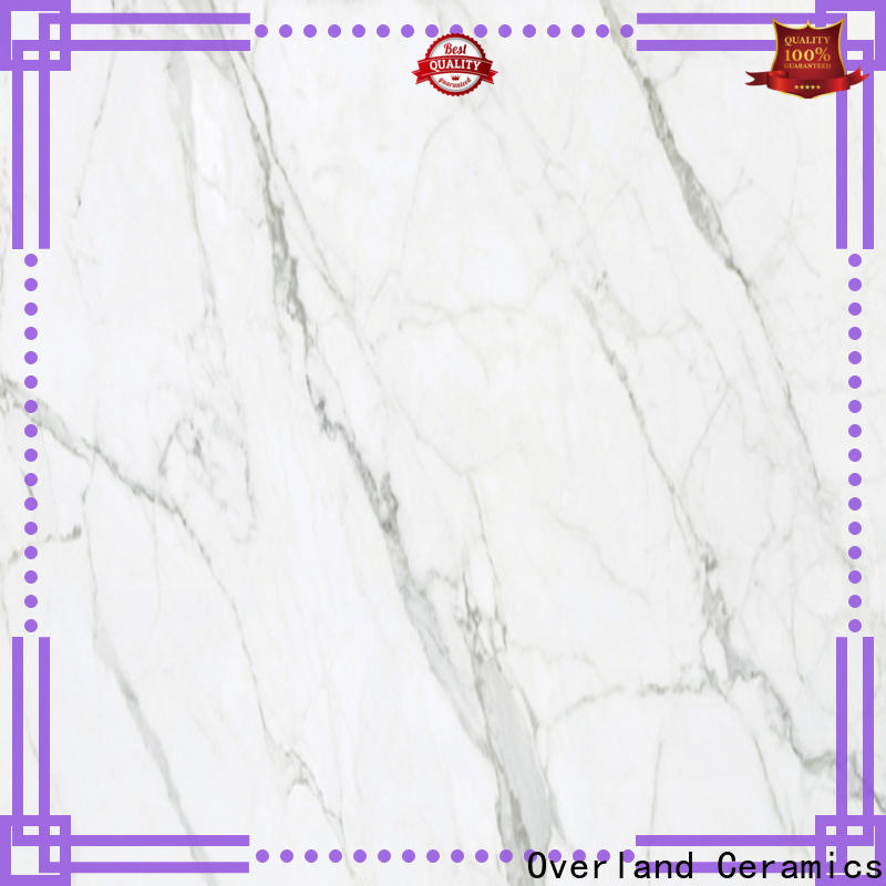 Overland ceramics best tumbled marble tile manufacturers for hotel