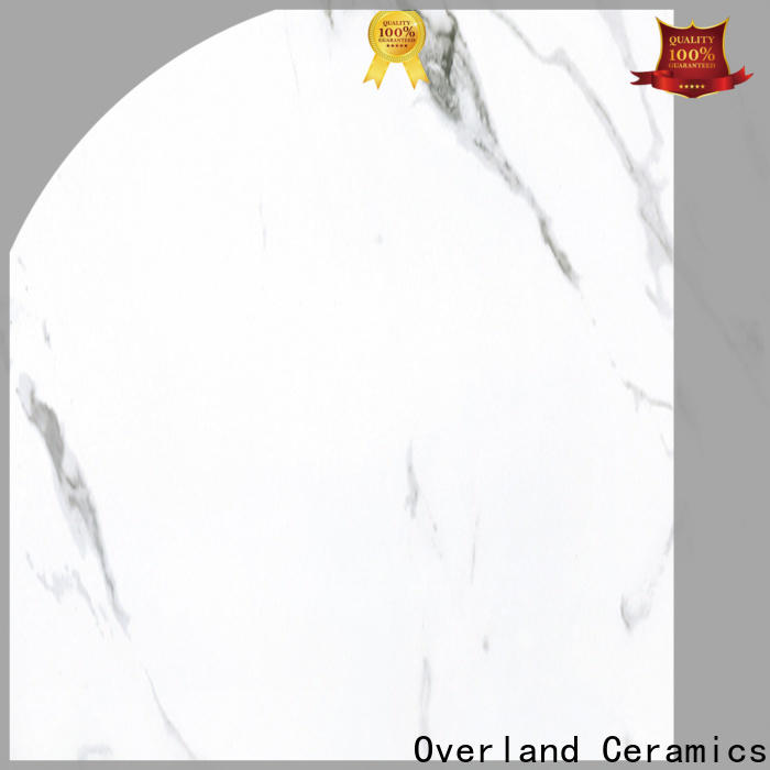 Overland ceramics wholesale carrara tiles for sale for hotel