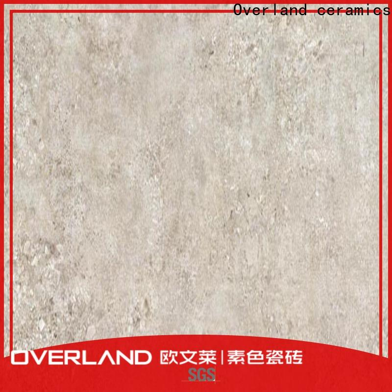 Overland ceramics sides terrazzo tile cost supplier for kitchen