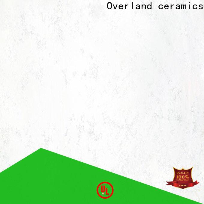 Overland ceramics sahara sand tile factory for home