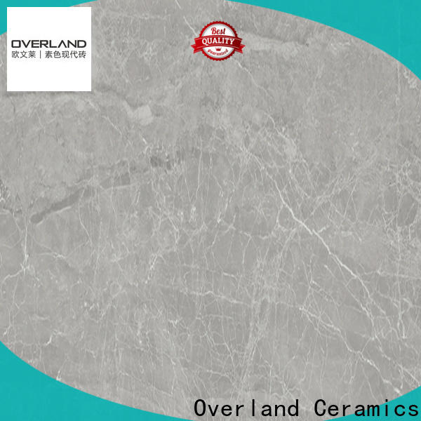 Overland ceramics marble tile design for kitchen