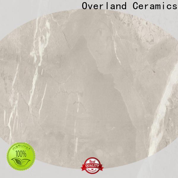 Overland ceramics kitchen marble tiles supplier for home