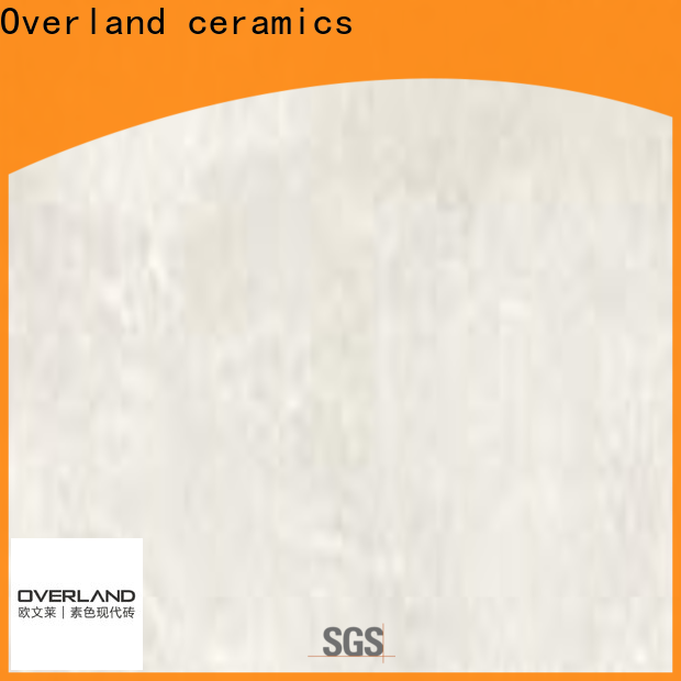 Overland ceramics high quality marble ceramic tile for sale for bathroom