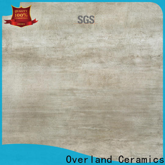 Overland ceramics wholesale white bathroom floor tile company for kitchen