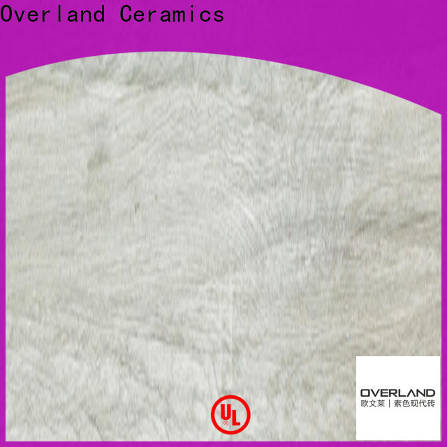 Overland ceramics wood look tile kitchen price for hotel