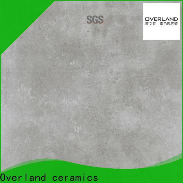 Overland ceramics cusotm bathroom border tiles for sale for garden