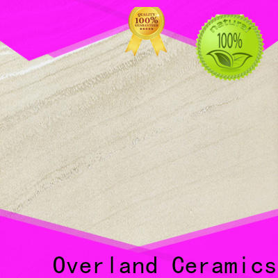 Overland ceramics marble look tiles on sale for hotel