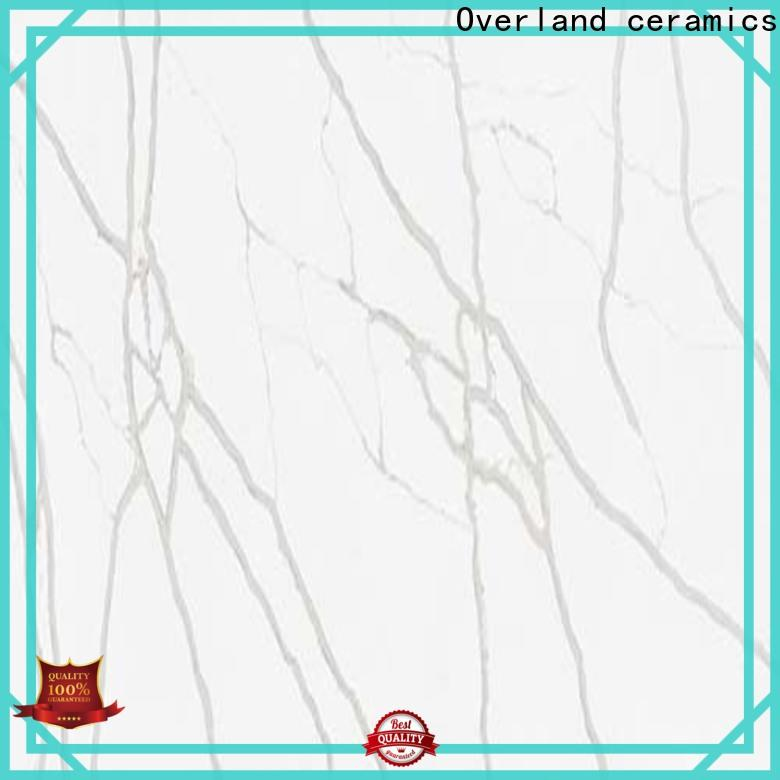 Overland ceramics decorative high gloss kitchen worktops manufacturers for apartment