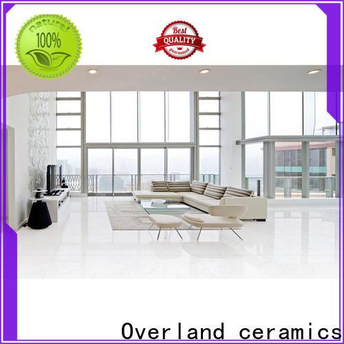 wholesale white polished porcelain floor tile for sale for home