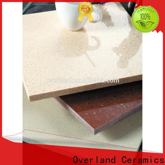 Overland ceramics best granite kitchen worktops factory for hotel