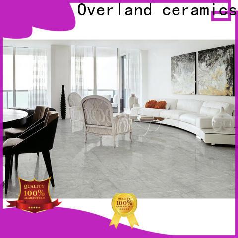 Overland ceramics stone ceramic tile for sale for apartment