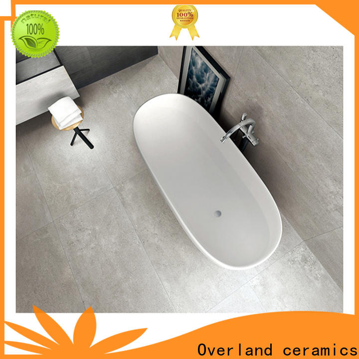 Overland ceramics cusotm wholesale tile manufacturers for home