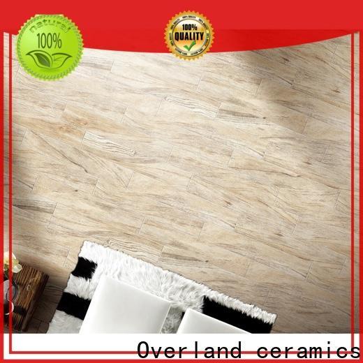 Overland ceramics cusotm wood grain tile company for kitchen