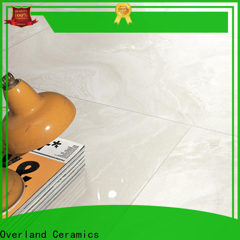 Overland ceramics marble kitchen wall tiles factory for apartment