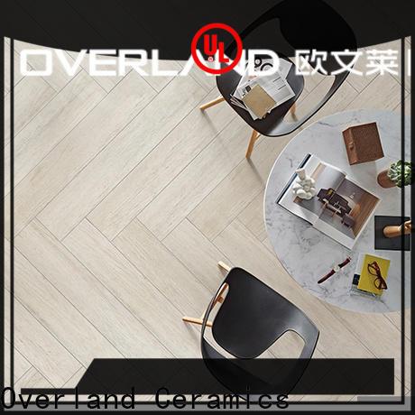 Overland ceramics floor tiles design for bedroom