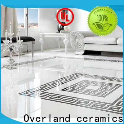 Overland ceramics marble wall tiles supplier for bathroom