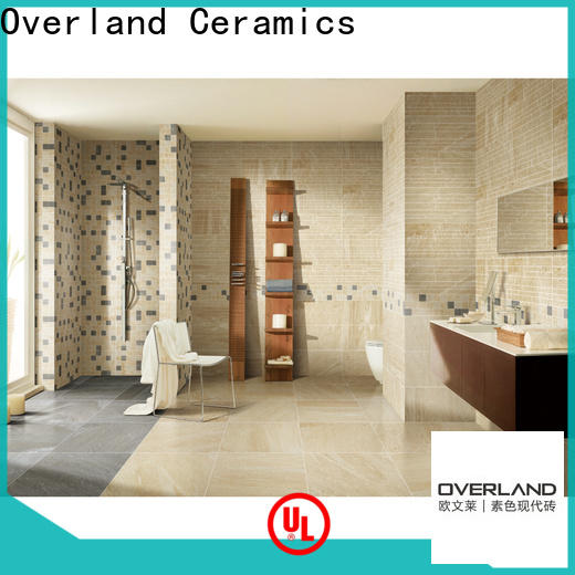 Overland ceramics wholesale how to lay tiles on a wall factory for apartment