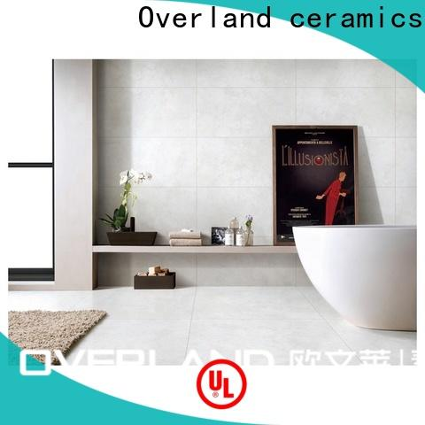 Overland ceramics best tile material from China for apartment
