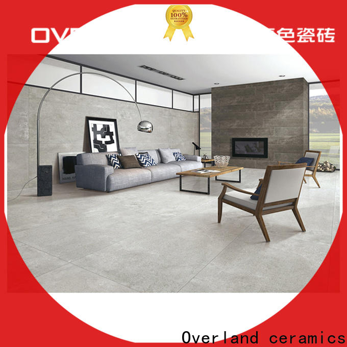 Overland ceramics self adhesive floor tiles for sale for hotel