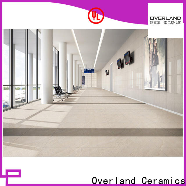 Overland ceramics bulk buy exterior decorative tiles factory for bedroom