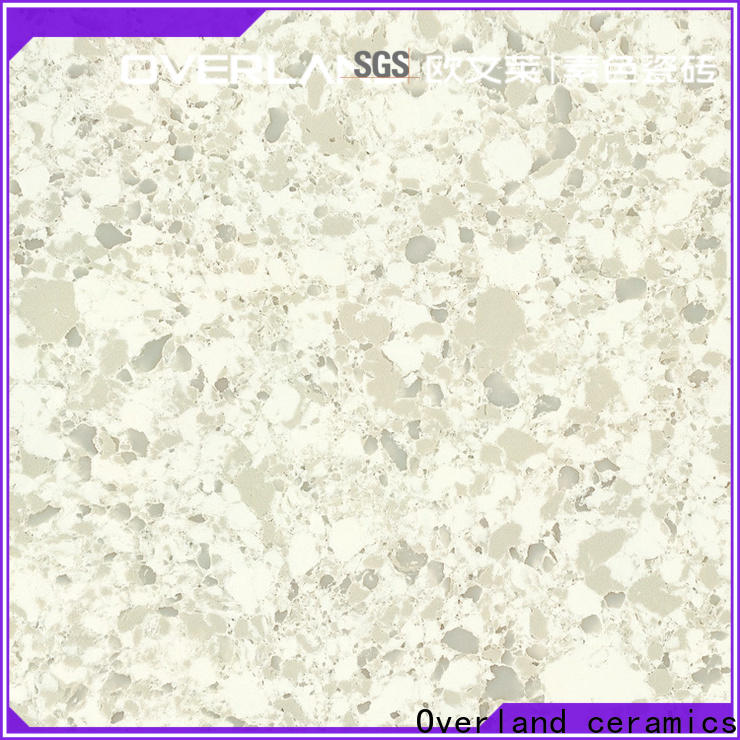 Overland ceramics simulated wood ceramic tile from China for home