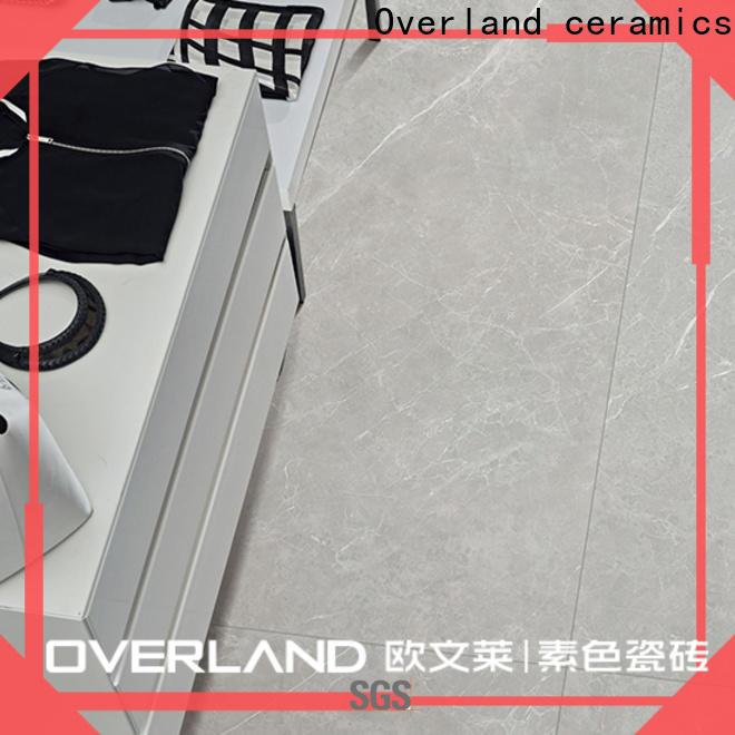 Overland ceramics non toxic laminate flooring price for hotel