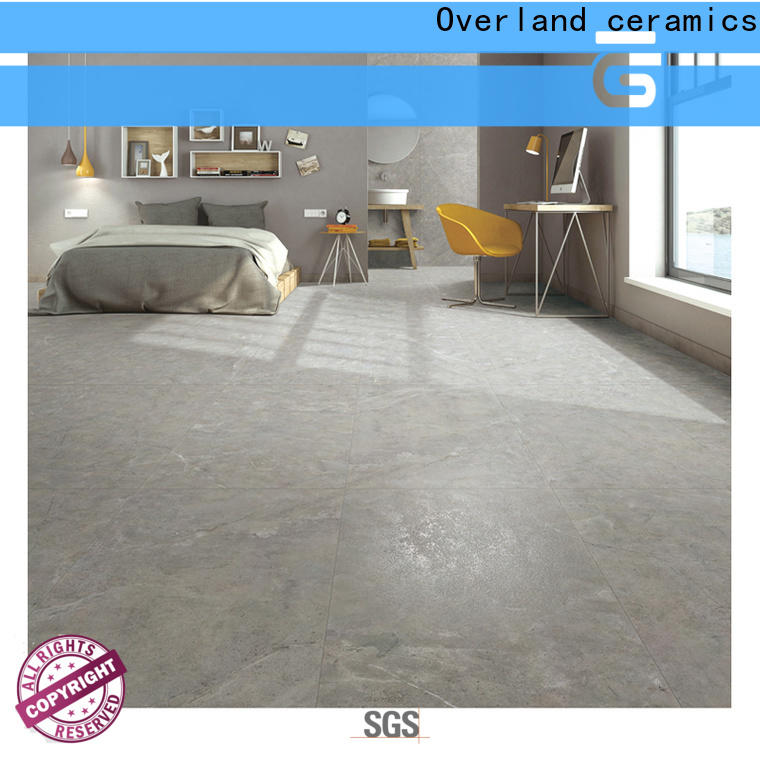 Overland ceramics stone floor from China for hotel