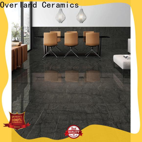 Overland ceramics cotton white granite directly price for Villa